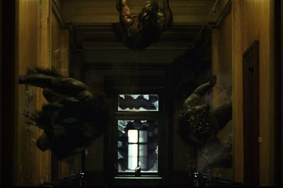 Framestore brings to life these enrages werewolves. Photo courtesy of Framestore CFC.