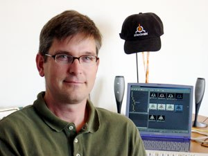 Eric Schumacher, marketing manager for NXN, points out that alienbrain manges the total production cycle of each asset.