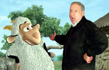 Mel Brooks lends his voice to Wiley.