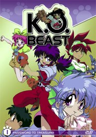 The best reason to view decade-old K.O. Beast is to see the early work of some prestigious animators.