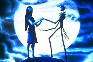 Burtons The Nightmare Before Christmas has become an animated cult classic. © 2000  Touchstone Pictures  All rights reserved.