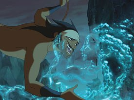 Has the oscar for animated feature affected the industry for Davy jones locker fishing