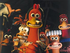 Chicken Run is considered the Holy Grail of European feature production opportunities. © DreamWorks.