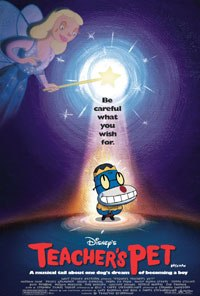 Even the film's poster shows the Disney film references that viewers can expect.