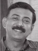 A.K. Madhavan, svp of Crest Communications. Courtesy of Crest Communications.