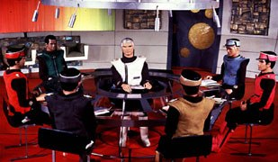 Cult puppet series Captain Scarlet will return to TV with a 3D overhaul. © MMI Carlton International Media Limited.