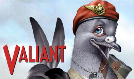 Disneys deal with Vanguard Animation for the Valiant feature could signal even bigger things for the U.K. Courtesy of Vanguard Animation.