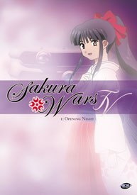 Sakura Wars has left no media stone unturned. It started as a videogame and manga, then mushroomed into an OAV series, a TV series, a theatrical feature, novels and live stage reviews.