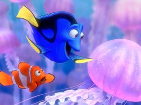 Parenting is the one theme both Finding Nemo and The Triplets of Belleville share.