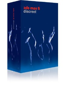 Discreet has added some new tools that improve on the previous 3ds max software.