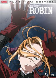 Robin, a witch, is assigned by an international agency to terminate her criminal brethren in Witch Hunter Robin.