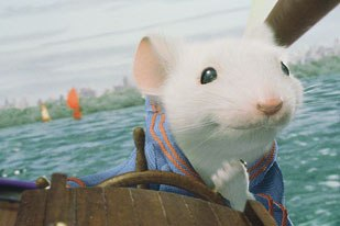 [Figure 2] A close-up shot of fur benefiting from optimized testing, from the 1999 film Stuart Little.