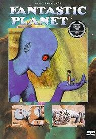 The English-language version of La planète sauvage featured actor Barry Bostwick.