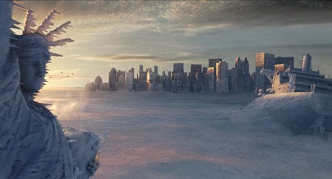 We have to wait and see if a post-9/11 disaster flick will chill audiences at the box office. Image by ILM.