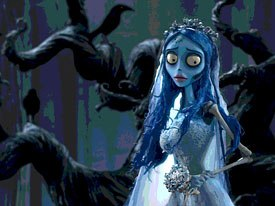 If Corpse Bride becomes a cult hit like Tim Burtons A Nightmare Before Christmas then the licensing deals could be huge. © Warner Bros.