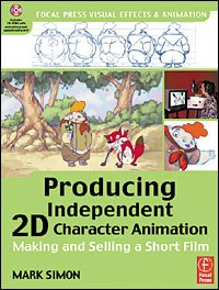 You can read excerpts from Simons book Producing Independent 2D Character Animation on AWN.