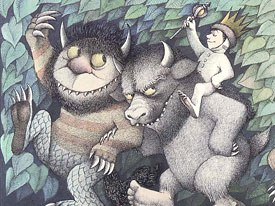 Where the Wild Things Are was one of our most successful films adapted from childrens picture books, produced for Weston Woods. © Maurice Sendak.