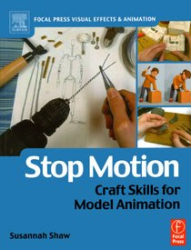 All images from Stop Motion by Susannah Shaw. Reprinted with permission.