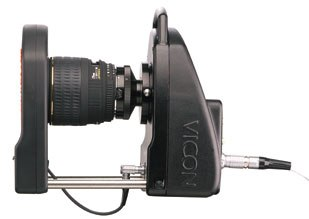 Vicon MX40 is not just a camera but a complete system.