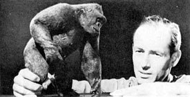 Harryhausen with his creations like Mighty Joe Young blurred the line between fantasy and reality.