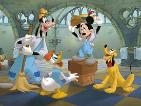 mickey donald goofy the three musketeers soundtrack