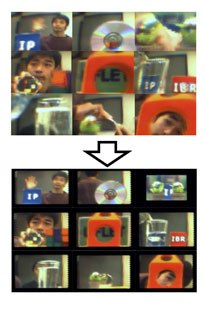 Liflet uses specialized lenses, hardware and software to created interpolated views from fixed cameras in realtime. © The University of Tokyo.