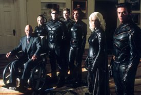 With franchises like The X-Men where there is a host of characters, the filmmakers have to be very tight with the storyline so that multiple characters can be developed.  & © 2003 Twentieth Century Fox. Photo credit: Kerry Hayes/SMP
