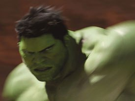 Hulk may have blurred the character too much to be totally successful with fans of the comic. © 2003 Universal Studios. All rights reserved.