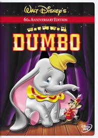 Disney's 1941 feature Dumbo even referenced the war. © Disney Enterprises Inc. All rights reserved.