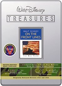Doing Their Bit is a good companion to the new DVD Walt Disney Treasures: On the Front Lines.