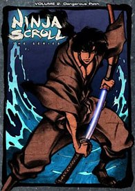The Ninja Scroll series is a revisionist take on the cult fav feature. © Urban Vision.