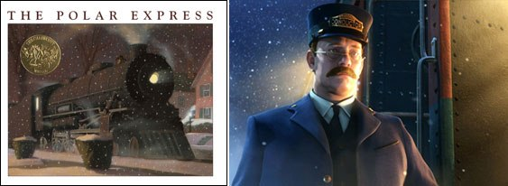 Will The Polar Express bold attempt to recreate Chris Van Allsburgs book result in something magical or creepy? © 2004 Warner Bros. Ent. All rights reserved.