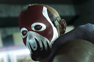 Walker hopes to expand on Kaydaras position in the game marketplace and move into film and design. Above is an example of the softwares character animation from Dead to Rights II.