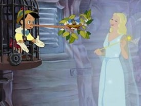 The technical advancements of Pinocchio might not have been achieved had Disneys Folly halted Disneys animation plans. © Disney Enterprises Inc. All rights reserved.