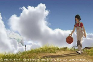 In the TV world, Attitude is animating the series Skyland. © Method Films, Nine Story Ent., France 2, Luxonimation.