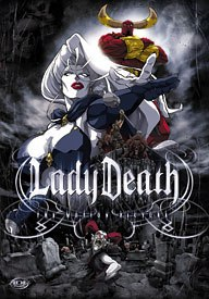 Lady Death: American anime?