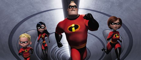 Like the Incredibles, Pixar formed teams to carry out specific tasks on the production of the film.