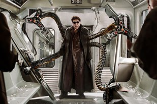 Villains like Doc Ock tap into our post-9/11 terrorist syndrome: We never feel safe no matter what precautions we take.