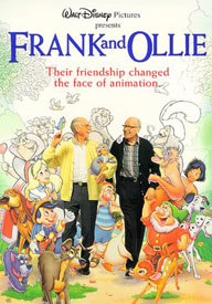 Walt Disney celebrated the work of Frank Thomas and Ollie Johnston in this 1995 documentary.