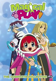 Magical Play is a unique pastiche of both videogames in general, and the Magical Girls TV anime genre.