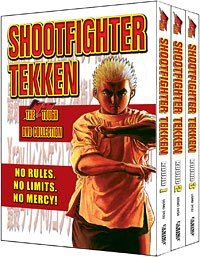 When it comes to exaggerated-macho sports dramas, Shootfighter Tekken: Tough is one of the top examples.