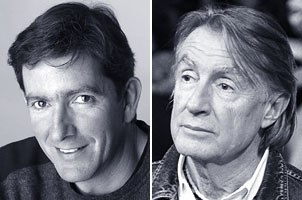 Cinesites Jose Granell (left) was a leader in bringing director Joel Schumachers lavish Opera to life.