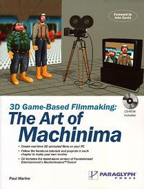 The Art of Machinima by Paul Marino.
