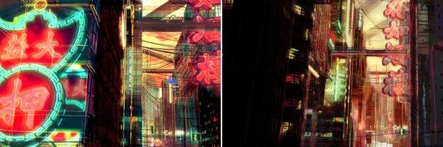Wong Kar-Wais dreamlike world is a colorful mix of reality and the bizarre.