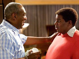 Bill Cosby, creator of Fat Albert and no stranger to controversial comments, was curiously silent about the dumbing down of his beloved character. © 2004 Twentieth Century Fox. All rights reserved.