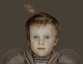 Son of the Masks vfx supervisor Jamie Price thought that ILMs shared work on the CG baby for Lemony Snickets A Series of Unfortunate Events (above) benefited both movies.  & © 2004 Paramount Pictures.