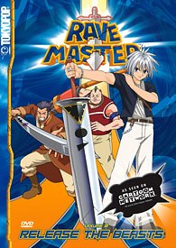 Fans of Pokémon and Yu-Gi-Oh! will probably respond favorably to Rave Master.