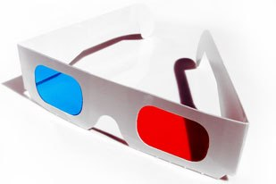 Get out those red and green glasses  and plug em in!