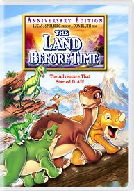 The Land Before Time franchise has produced 11 direct-to-home features and has earned over a whopping $1 billion for Universal.