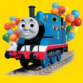 Thomas the Tank Engine will be returning to enchant another generation of children. HIT is planning a full-length video special to celebrate the characters 60th anniversary. © 2005 Gullane (Thomas) Limited. A HIT Co.
